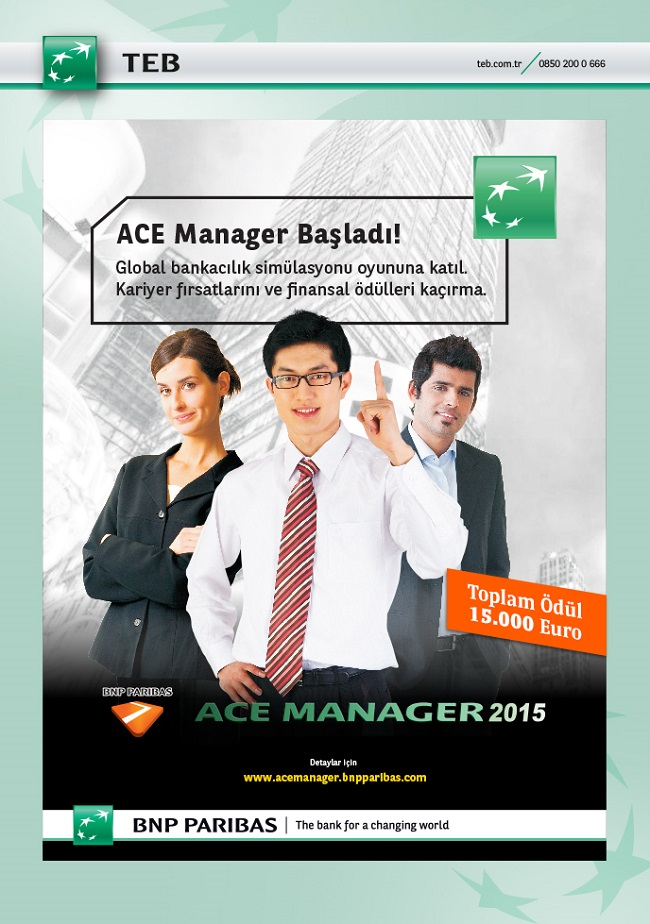 Ace Manager Afiş
